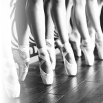 Adult Ballet class at Chequer Mead, East Grinstead