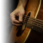 Guitar Club at Chequer Mead, East Grinstead