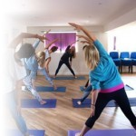 Evening Yoga Classes, with Yoga Loves at Chequer Mead, East Grinstead