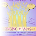Singing Mamas at Chequer Mead, East Grinstead
