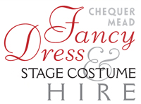 Fancy Dress and Costume Hire at Chequer Mead, East Grinstead