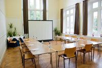 Meeting Room Hire at Chequer Mead, East Grinstead, Sussex