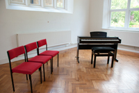 The Rehearsal Room, Chequer Mead, East Grinstead - available for hire