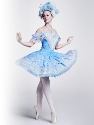 Coppelia at Chequer Mead, East Grinstead