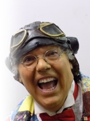 Roy Chubby Brown at Chequer Mead, East Grinstead