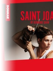 Saint Joan at Chequer Mead, East Grinstead