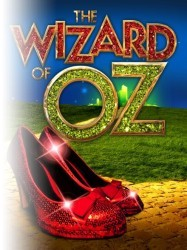 The Wizard of Oz at Chequer Mead, East Grinstead