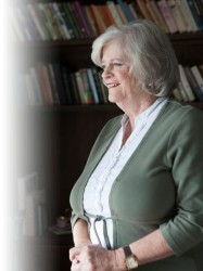 An Evening with Ann Widdecombe at Chequer Mead, East Grinstead