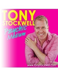 Tony Stockwell - An Evening of Mediumship at Chequer Mead, East Grinstead