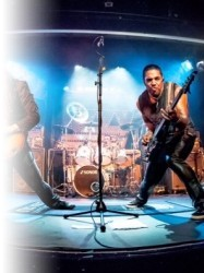 Limehouse Lizzy 2017 Tour at Chequer Mead, East Grinstead