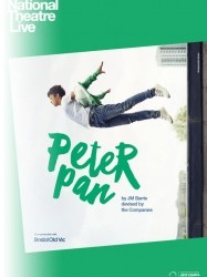 Peter Pan at Chequer Mead, East Grinstead