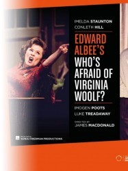 Who's Afraid of Virginia Woolf at Chequer Mead, East Grinstead