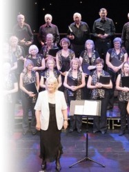 Choirpower Summer Concert at Chequer Mead, East Grinstead