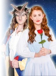 Beauty and the Beast Pantomime at Chequer Mead, East Grinstead
