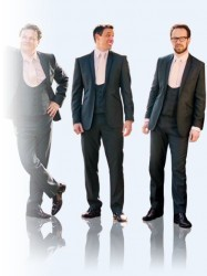 Tenors Un Limited – Songs From Venice to Vegas at Chequer Mead, East Grinstead