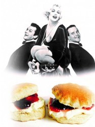 Afternoon Tea at the Movies: Some Like It Hot at Chequer Mead, East Grinstead