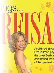 Liza Sings Streisand at Chequer Mead, East Grinstead