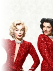 Afternoon Tea at the Movies: Gentlemen Prefer Blondes at Chequer Mead, East Grinstead