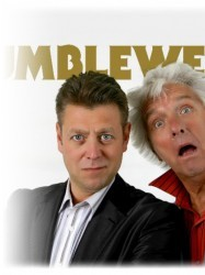 The Grumbleweeds Laughter Show at Chequer Mead, East Grinstead