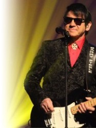 Barry Steele & Friends - The Roy Orbison Story 30 year special at Chequer Mead, East Grinstead
