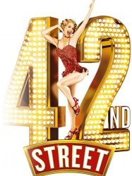42nd Street - West End Theatre Trip at Chequer Mead, East Grinstead