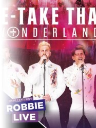 Re-Take That- Wonderland Show at Chequer Mead, East Grinstead