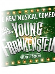 Young Frankenstein - West End Theatre Trip at Chequer Mead, East Grinstead