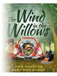 The Wind in the Willows at Chequer Mead, East Grinstead