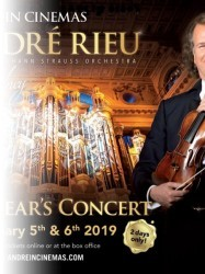 Andre Rieu - 2019 New Year Concert from Sydney at Chequer Mead, East Grinstead