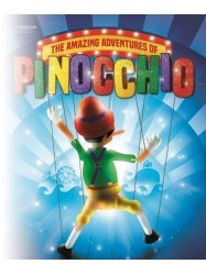 The Amazing Adventures of Pinocchio at Chequer Mead, East Grinstead