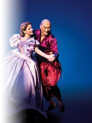 The King and I: From the London Palladium at Chequer Mead, East Grinstead