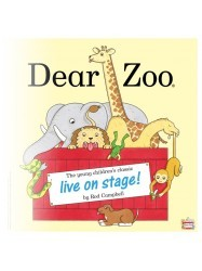 Dear Zoo at Chequer Mead, East Grinstead
