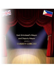 Sunday Live Lounge - Mayors Charity Event at Chequer Mead, East Grinstead