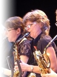 When Swing Was King - with the Conchord Big Band at Chequer Mead, East Grinstead