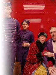 The Grand Budapest Hotel at Chequer Mead, East Grinstead