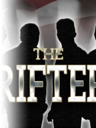 The Drifters at Chequer Mead, East Grinstead