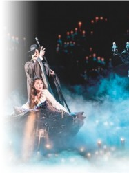 The Phantom of the Opera- West End Theatre Trip at Chequer Mead, East Grinstead
