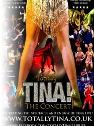 Totally TINA at Chequer Mead, East Grinstead