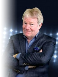 Jim Davidson: The People Fight Back at Chequer Mead, East Grinstead