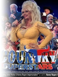 Country Superstars – Dolly Parton and Friends at Chequer Mead, East Grinstead