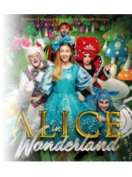 Alice in Wonderland at Chequer Mead, East Grinstead