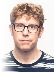 Josh Widdicombe- Work in Progress at Chequer Mead, East Grinstead