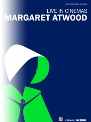 Margaret Atwood: Live in Cinemas at Chequer Mead, East Grinstead