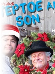 Christmas with Steptoe and Son at Chequer Mead, East Grinstead