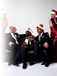 The Rat Pack Christmas Show at Chequer Mead, East Grinstead