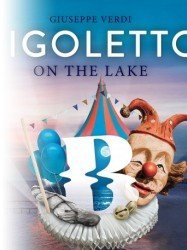 Rigoletto on the Lake at Chequer Mead, East Grinstead