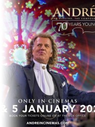 André Rieu - 70 Years Young at Chequer Mead, East Grinstead