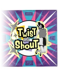 Twist and Shout at Chequer Mead, East Grinstead