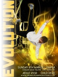 Evolution - Talent Showcase at Chequer Mead, East Grinstead