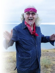 Billy Connolly – The Sex Life of Bandages at Chequer Mead, East Grinstead